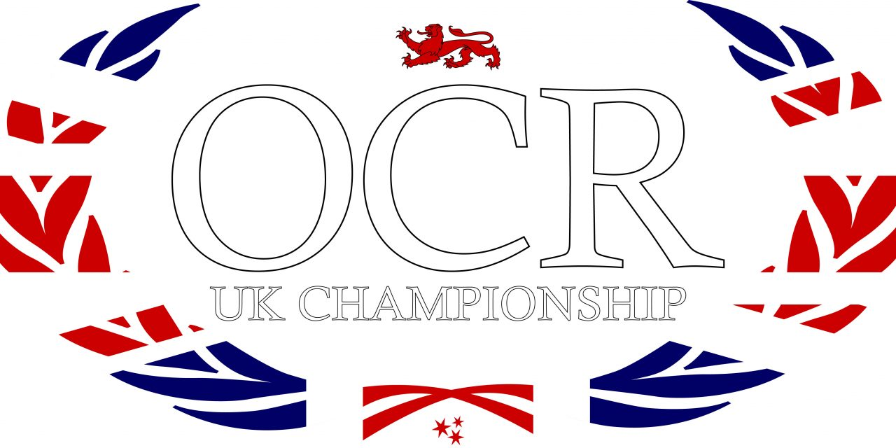 UK OCR Championships: September 19th – 20th 2020
